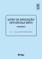 DFH Livro de Aplicação Feminina