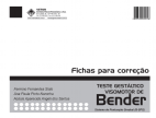 Bender Ficha para Correção - B-SPG