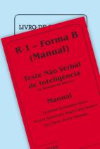 Coleção R-1 Forma B Teste não Verbal de Inteligência