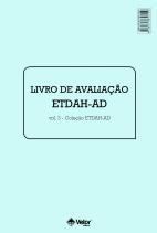 ETDAH-AD Livro de Avaliação