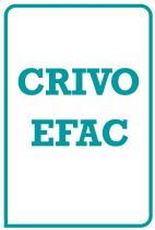 EFAC Crivo de Correção