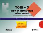 Toni-3 Livro de Exercício