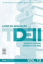 TDE II -  Livro de Avaliação Subteste Leitura 5º ao 9º ano