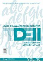 TDE II - Livro de Avaliação Qualitativa Subteste Escrita 5º ao 9º ano