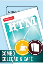 Combo Coleção HTM + Café com Testes Avaliação no Contexto Organizacional