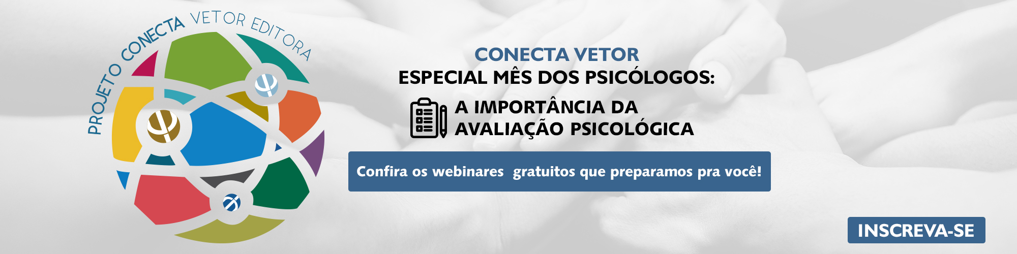 Conecta Vetor