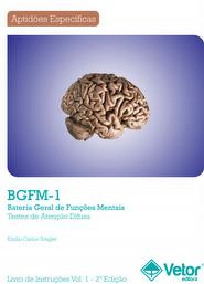 Tedif 1 Livro de Instruções (Manual) - BGFM-1 - 2ª Edição
