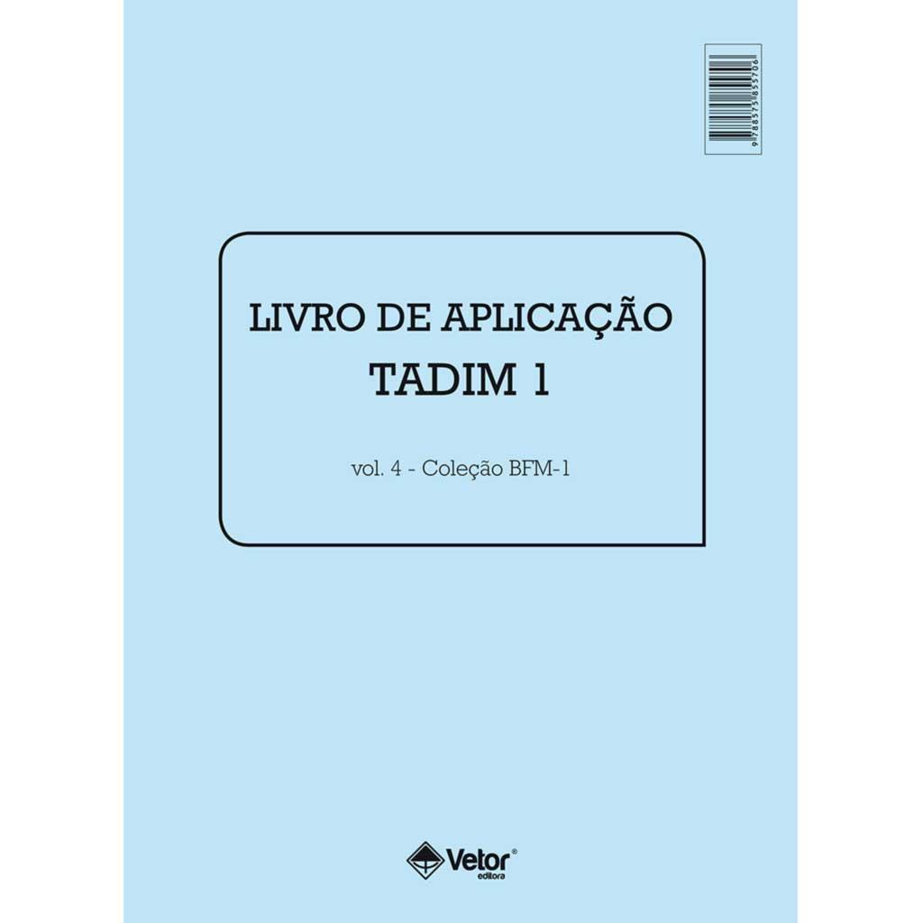Tadim 1 Livro de Aplicação - BFM-1
