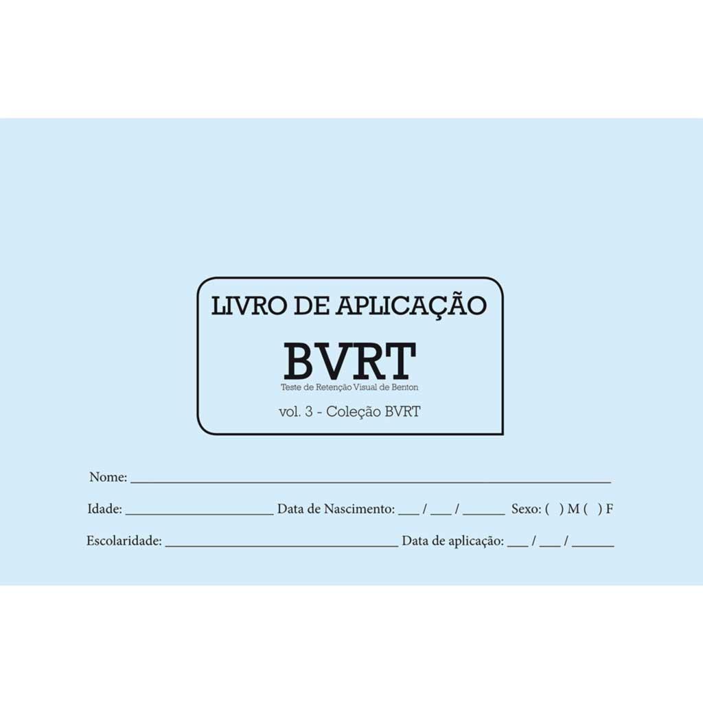 BVRT - Livro de Aplicação