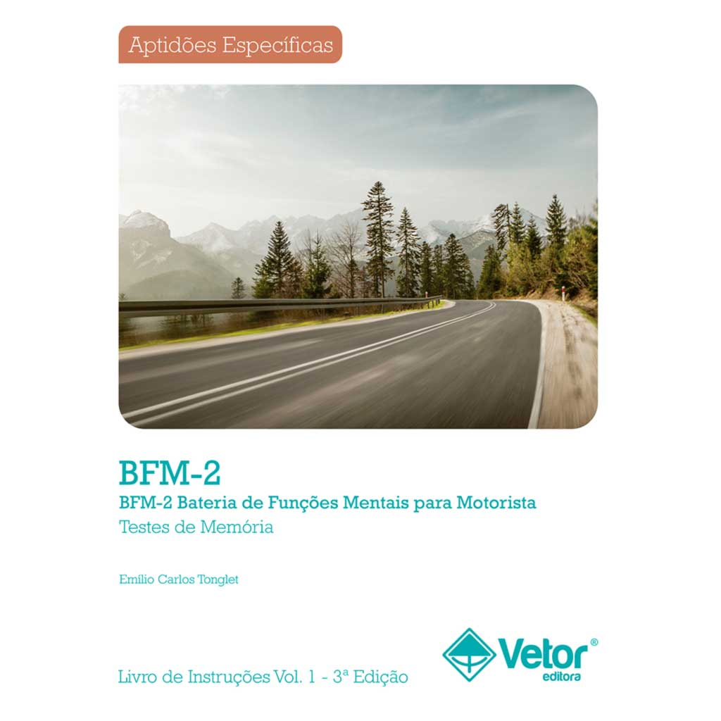 BFM-2 TEMPLAM- Livro de Instruções (Manual) - 3ª Edição