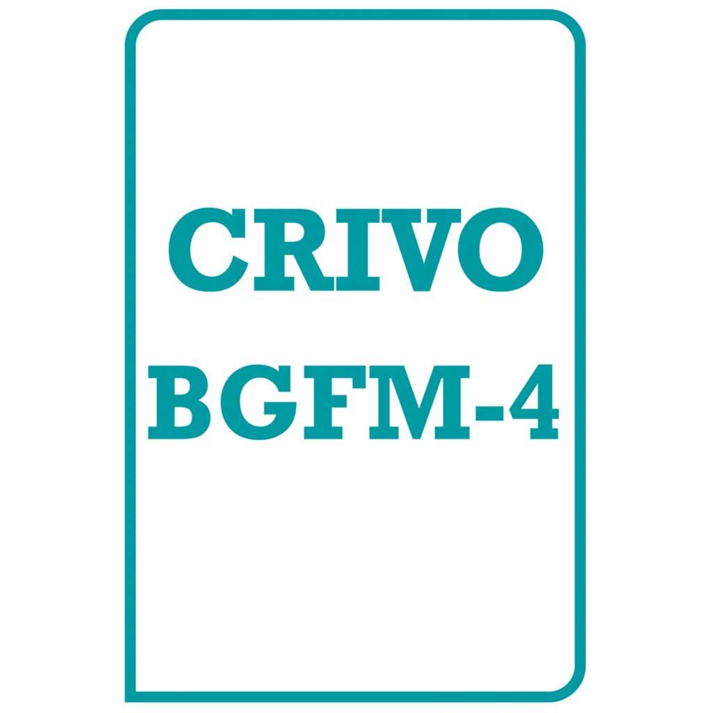 TMR Crivo de Correção - BGFM-4
