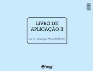 Palográfico Livro de Aplicação II Grande