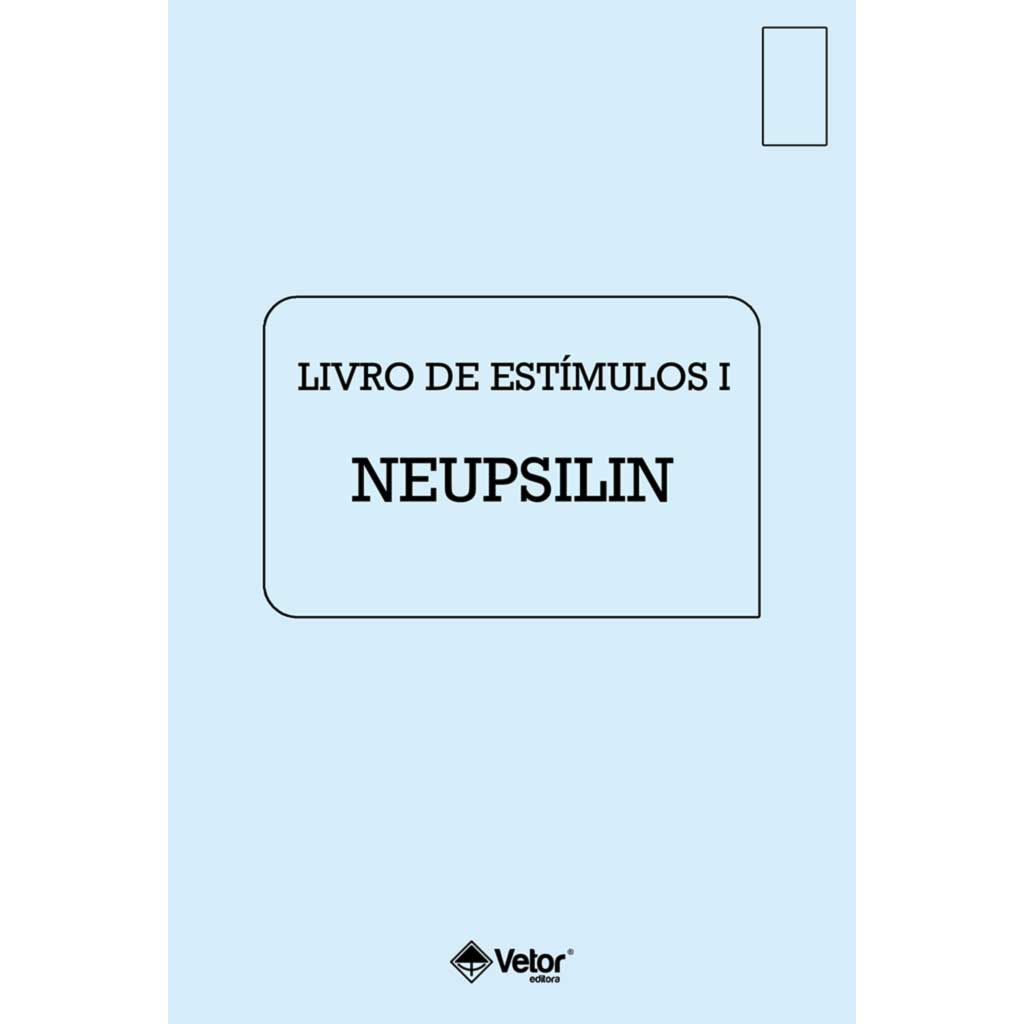 Neupsilin Livro de Estímulos I