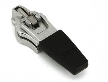 Cursor para zíper de poliéster grosso c5(black) YKK ref. 05CN DS6BYG (INVERTIDO) c/ 1 un