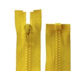 Zíper de plástico (vislon) 05 grosso destacável ref. Importado c/ 1 un
