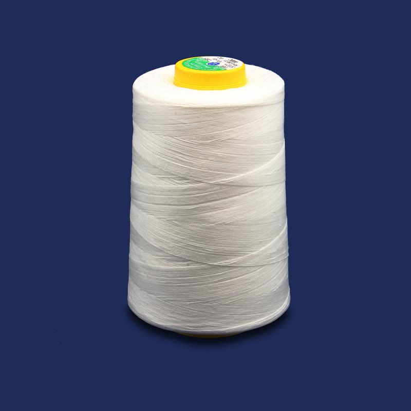 Linha mista para costura Coats ref. Dual Duty 65 Bca/ Nat c/ 5000 m
