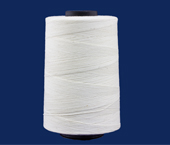 Linha de algodão para costura Coats ref. Brava 30 crua c/ 4000 j