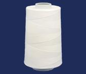Linha de algodão para costura Setta ref. Xik 30 branca c/ 4000 j