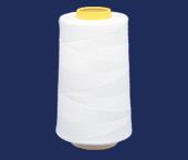 Linha de algodão para costura Setta ref. Xik 50 branca c/ 4000 j