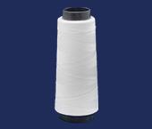 Linha de poliéster para costura Setta ref. Xik 120 branca c/ 2000 j