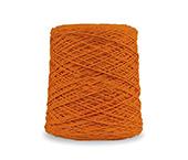 Barbante colorido Fial nº 6 ref. laranja fluorescente c/ 700g