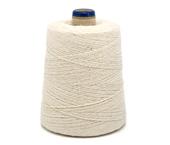Barbante de algodão cru Bandeirantes ref. 4/4 c/ 700 g