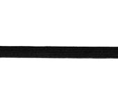 Elástico de embutir Tekla ref. Conde lycra preto c/ 100 m