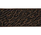 Elástico decorado 80 mm Tekla ref. Marlon JK c/ 25 m
