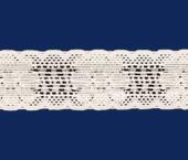 Elástico decorado 28 mm Estrela ref. Valência c/ 50 m