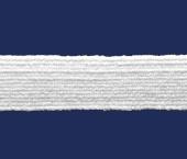 Elástico de embutir São José ref. Pigeon branco c/ 100 m