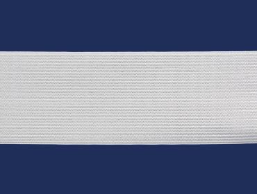 Elástico de embutir São José ref. Colombe Crochet branco c/ 25 m