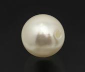 Enfeite de pérola Porfírio ref. ABS 12 mm c/ 500 g