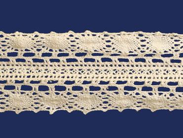 Renda de algodão 045 mm Grace ref. 5012 por metro