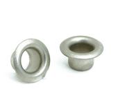 Ilhós de ferro sem arruela 04 mm Eberle ref. IL.080.040.045.F c/ 1000 un