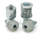 Matriz para botão de pressão Eberle ref. A.BT7.100.35.EE c/ 1 un