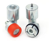 Matriz para botão de pressão Eberle ref. A.BT7.105.45 c/ 1 un