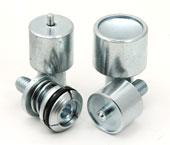 Matriz para colchete de pressão Eberle ref. A.CC7.155.12.AB c/ 1 un
