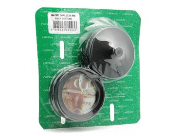 Matriz duplex para Button Cardenas 55 mm