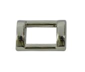 Enfeite zamac 10 mm Toscana ref. 3221 NI c/ 1 un