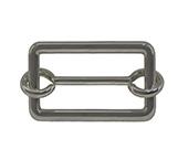 Regulador de metal 30 mm Toscana ref. 3361/30 NI c/ 1 un