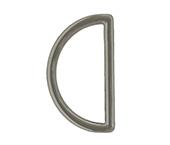 Meia argola zamac 40 mm Toscana ref. 3362/40 NIQ c/ 1 un