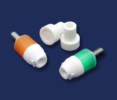 Matriz para botão de pressão Ritas 10 transp c/ 1 un
