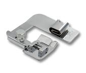 Calcador de bainha Mac Len ref. 4/8 c/ 1 un
