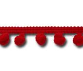 Fita rigida 15 mm crochet pompom Britânnia ref. 9038/1T cor c/ 10 m
