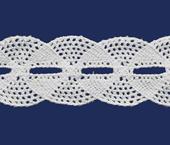 Renda de algodão 020 mm Paraíba ref. 1033 c/ 20 m