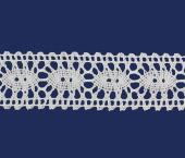 Renda de algodão 032 mm Paraíba ref. 135328 c/ 20 m