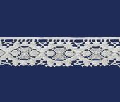 Renda de algodão 047 mm Paraíba ref. 201464 c/ 20 m
