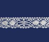 Renda de algodão 015 mm Paraíba ref. 315028 c/ 20 m
