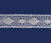 Renda de algodão 022 mm Paraíba ref. 409740 c/ 20 m