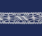 Renda de algodão 018 mm Paraíba ref. 527932 c/ 20 m